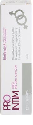 MEDICPROGRESS ProIntim crema regeneradora y calmante  para zonas íntimas 3