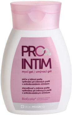 MEDICPROGRESS ProIntim gel para lavar para zonas íntimas