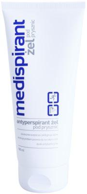 Medispirant Antiperspirant Gel de dus împotriva transpiratiei excesive