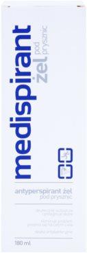 Medispirant Antiperspirant tusfürdő a túlzott izzadás ellen 2