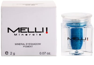 Melli Minerals Natural & Mineral Lidschatten mit Mineralien 1