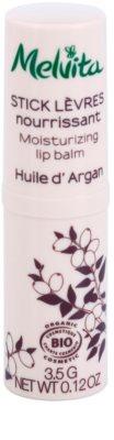 Melvita Argan Oil balzam za ustnice za prehrano in hidracijo