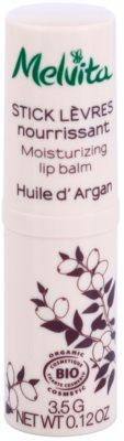 Melvita Argan Oil Lippenbalsam zum nähren und Feuchtigkeit spenden