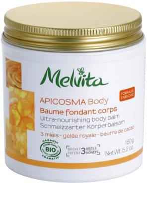 Melvita Apicosma tápláló testbalzsam