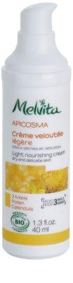 Melvita Apicosma könnyű tápláló krém 1