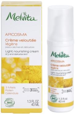 Melvita Apicosma легкий зволожуючий крем 2