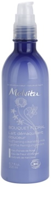 Melvita Bouquet Floral Reinigungsmilch für zarte Haut 1