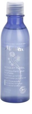 Melvita Bouquet Floral dwufazowy płyn do demakijażu oczu