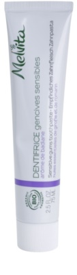 Melvita Dental Care dentífrico para gengivas sensíveis