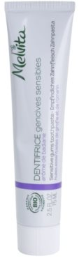 Melvita Dental Care pasta de dientes para encías sensibles