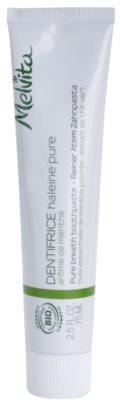 Melvita Dental Care dentífrico para hálito fresco