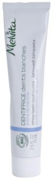 Melvita Dental Care pasta de dientes con efecto blanqueador