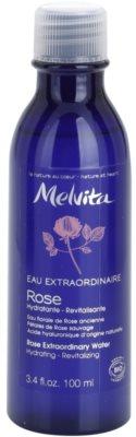 Melvita Eaux Extraordinaires Rose зволожуюча сироватка для обличчя