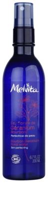 Melvita Eaux Florales Géranium Bourbon loção em spray para uma pele perfeita
