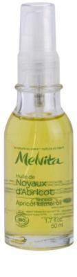 Melvita Huiles de Beauté Noyaux d'Abricot rozjasňujúci posilňujúci olej na tvár a telo