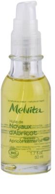 Melvita Huiles de Beauté Noyaux d'Abricot rozjasňujúci posilňujúci olej na tvár a telo 1