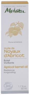 Melvita Huiles de Beauté Noyaux d'Abricot rozjasňujúci posilňujúci olej na tvár a telo 3