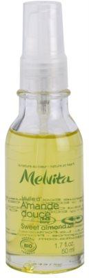 Melvita Huiles de Beauté Amande Douce ulei calmant cu efect de hidratare pentru fata si corp