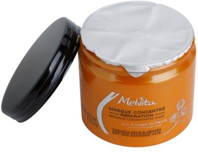 Melvita Hair відновлююча маска для сухого або пошкодженого волосся 1