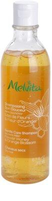 Melvita Hair champú suave para cabello seco
