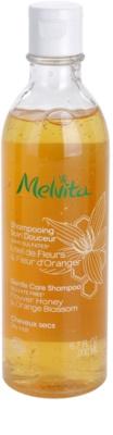 Melvita Hair sampon delicat pentru par uscat