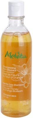 Melvita Hair м'який шампунь для сухого волосся