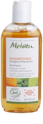 Melvita Hair šampon pro časté mytí vlasů