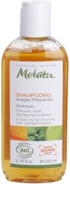 Melvita Hair šampon za pogosto umivanje las