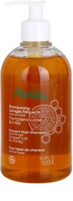 Melvita Hair szampon do włosów z olejkami eterycznymi