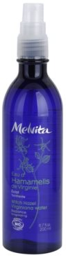 Melvita Eaux Florales Hamamelis de Virginie rozjasňující pleťová voda ve spreji 1