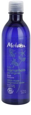 Melvita Eaux Florales Hamamelis de Virginie освітлююча тонізуюча вода