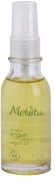 Melvita Huiles de Beauté Argan подхранващо ревитализиращо олио за лице и тяло