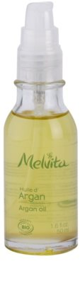 Melvita Huiles de Beauté Argan подхранващо ревитализиращо олио за лице и тяло 1