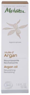 Melvita Huiles de Beauté Argan подхранващо ревитализиращо олио за лице и тяло 3