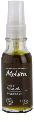 Melvita Huiles de Beauté Avocat aceite para contorno de ojos suavizante