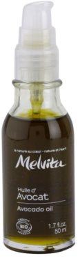 Melvita Huiles de Beauté Avocat розгладжуюча олійка для шкіри навколо очей 1