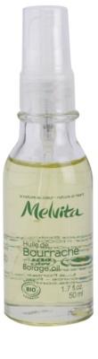Melvita Huiles de Beauté Bourrache óleo nutritivo  para pele madura