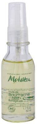Melvita Huiles de Beauté Bourrache подхранващо масло за зряла кожа