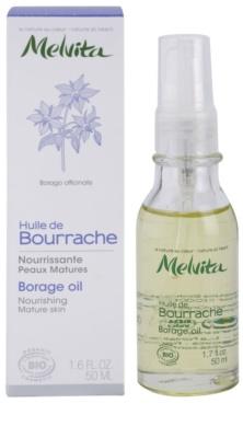 Melvita Huiles de Beauté Bourrache nährendes Öl für reife Haut 2