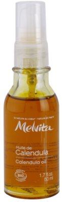 Melvita Huiles de Beauté Calendula nyugtató védő olaj arcra és testre
