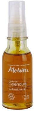Melvita Huiles de Beauté Calendula óleo de proteção calmante para rosto e corpo