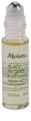 Melvita Huiles de Beauté Géranium aceite de argán para manos, uñas y cutículas 1