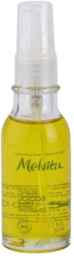 Melvita Huiles de Beauté Jojoba aceite regenerador hidratante para rostro y cuerpo