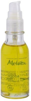 Melvita Huiles de Beauté Jojoba aceite regenerador hidratante para rostro y cuerpo 1
