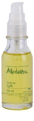 Melvita Huiles de Beauté Lys ochronny olejek rozświetlający do twarzy i dłoni. 1