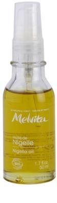 Melvita Huiles de Beauté Nigelle čisticí povzbuzující olej na obličej a tělo