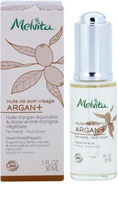 Melvita Huiles de Beauté Argan+ zpevňující péče proti příznakům stárnutí 1