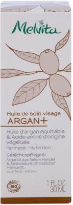Melvita Huiles de Beauté Argan+ fermitate anti-imbatranire 2