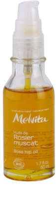 Melvita Huiles de Beauté Rosier Muscat ulei hidratant si revitalizant pentru fata si corp 1