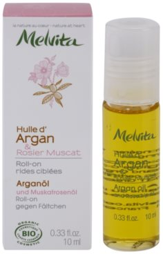 Melvita Huiles de Beauté Rosier Muscat arganový olej proti vráskám 2
